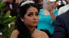Why was this Mexican girl's birthday attended by thousands?