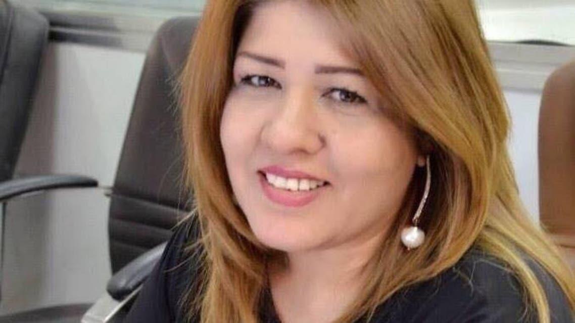الصحفية العراقية المخطوفة
