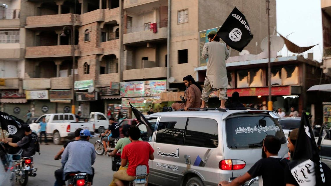 One of ISIS's top commanders in Syria was probably killed in combat, the Syrian Observatory for Human Rights said. (File photo: Reuters)