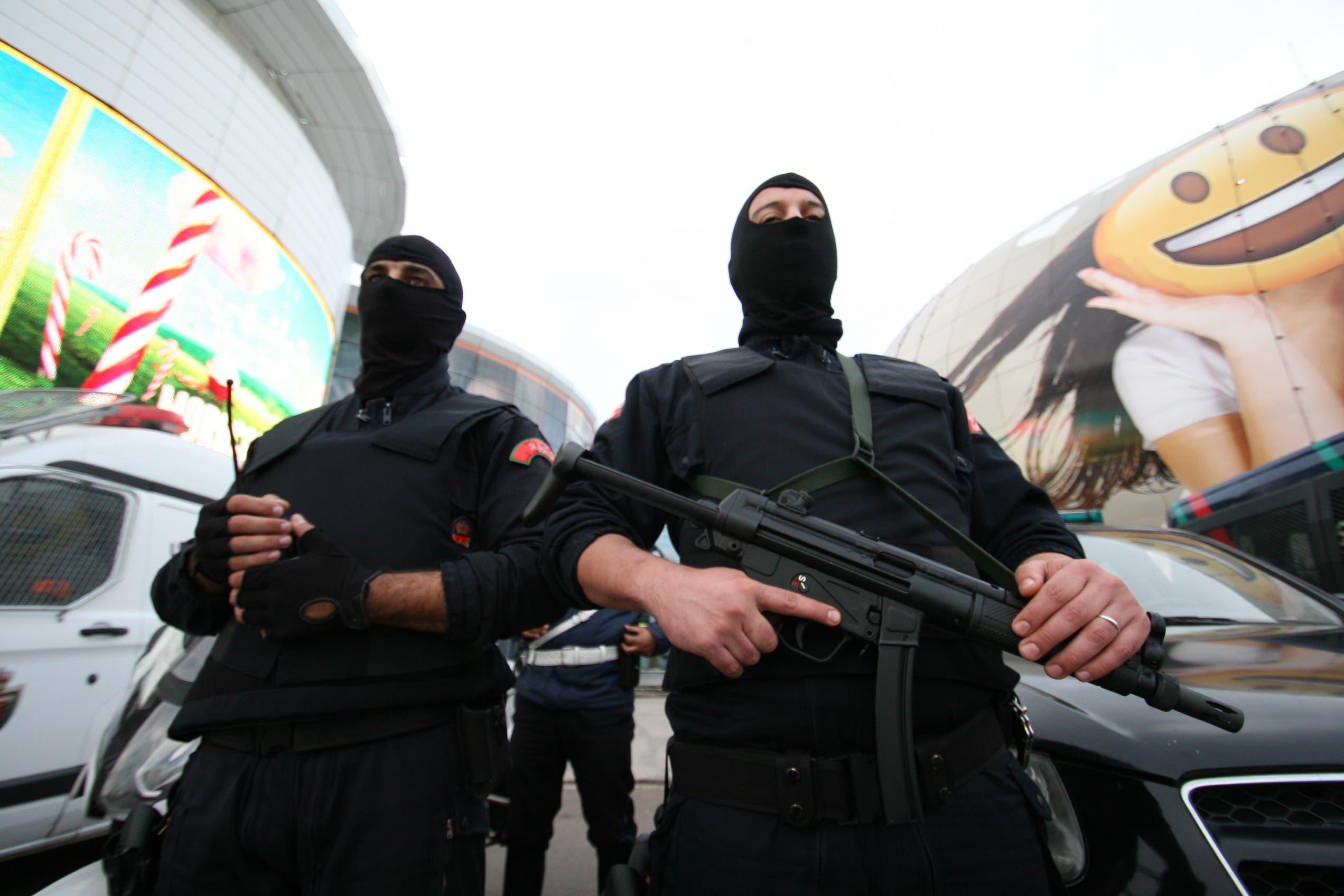 Moroccan Special Forces/Forces spéciales marocaines  :Videos et Photos : BCIJ, Gendarmerie Royale ,  - Page 9 D895a50c-2b0a-420a-9a1c-ffd52b48e85f