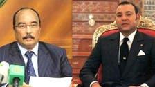 العاهل المغربي يؤكد لرئيس موريتانيا التمسك بحسن الجوار