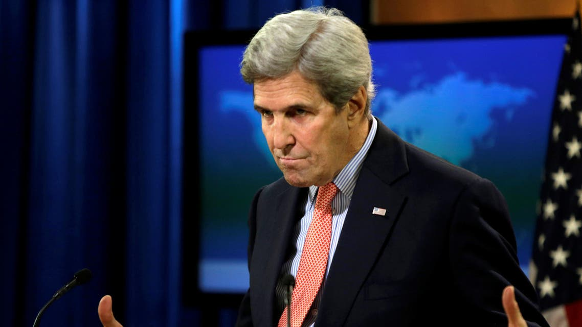 With fewer than four weeks left in office, US Secretary of State John Kerry will on Wednesday lay out a vision for peace. (Reuters)