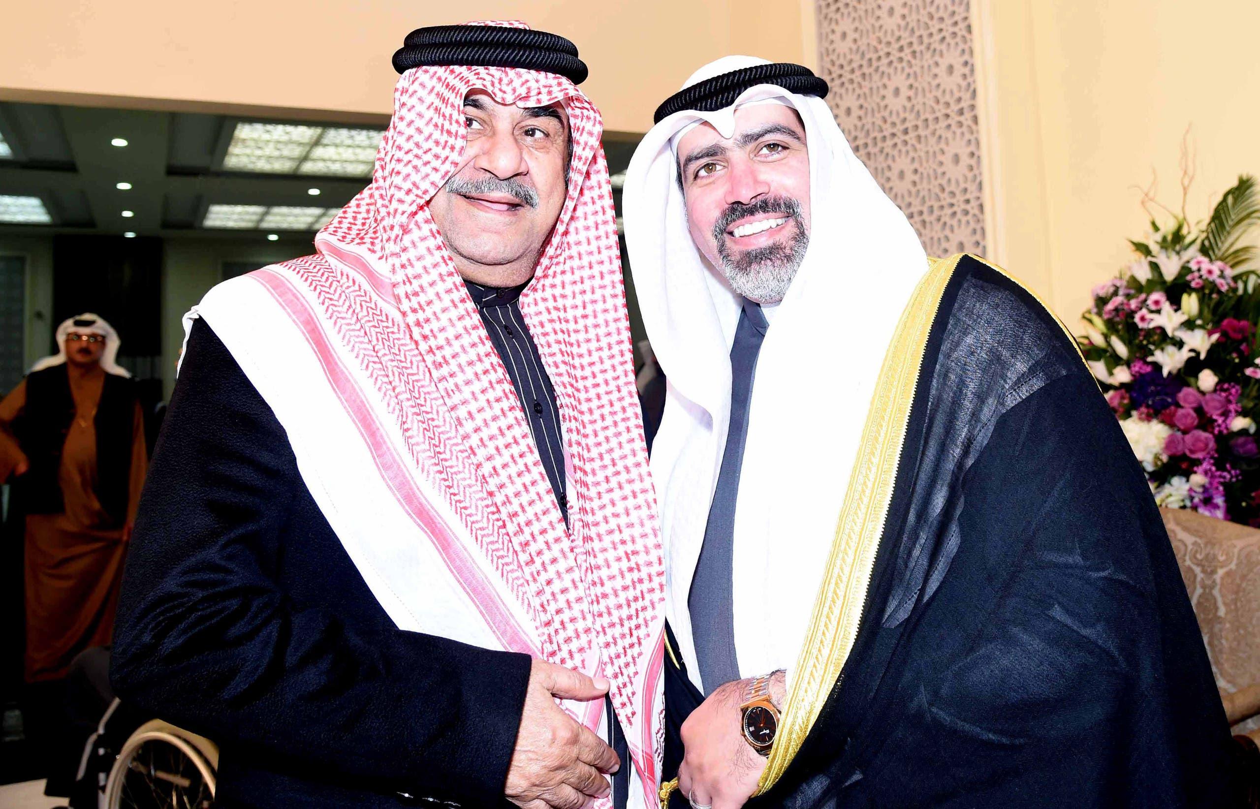 النجم القدير عبدالحسين عبدالرضا مهنئا