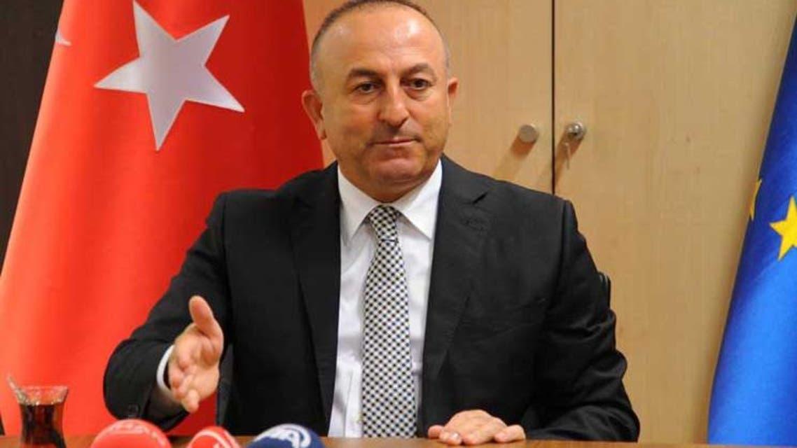 وزير الخارجية التركي مولود تشاووش أوغلو 3