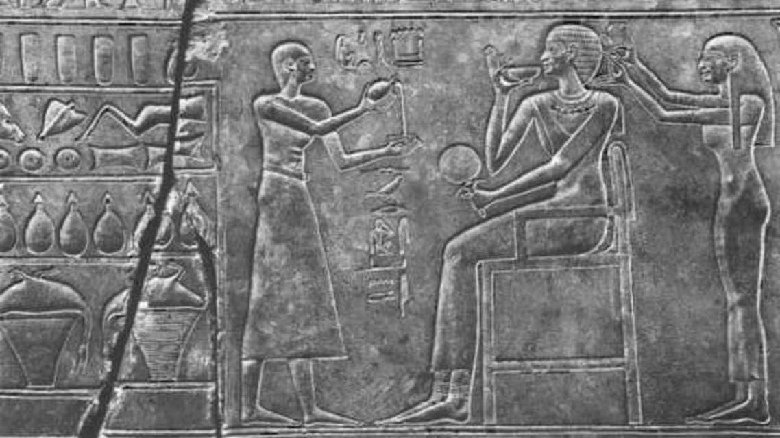 خمیر دندان در مصر قدیم