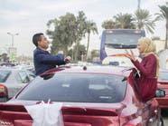 """""""العربية.نت"""" تلتقي عروسين مصريين أشعلا السوشيال ميديا"""