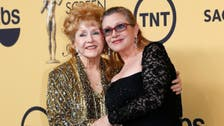 A day after Carrie Fisher, her mother Debbie Reynolds passes away