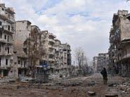 مسؤول بالمعارضة: طائرات الأسد تستأنف القصف قرب دمشق