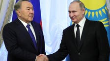 Nazarbayev orders foreign ministry to prepare for Syria talks