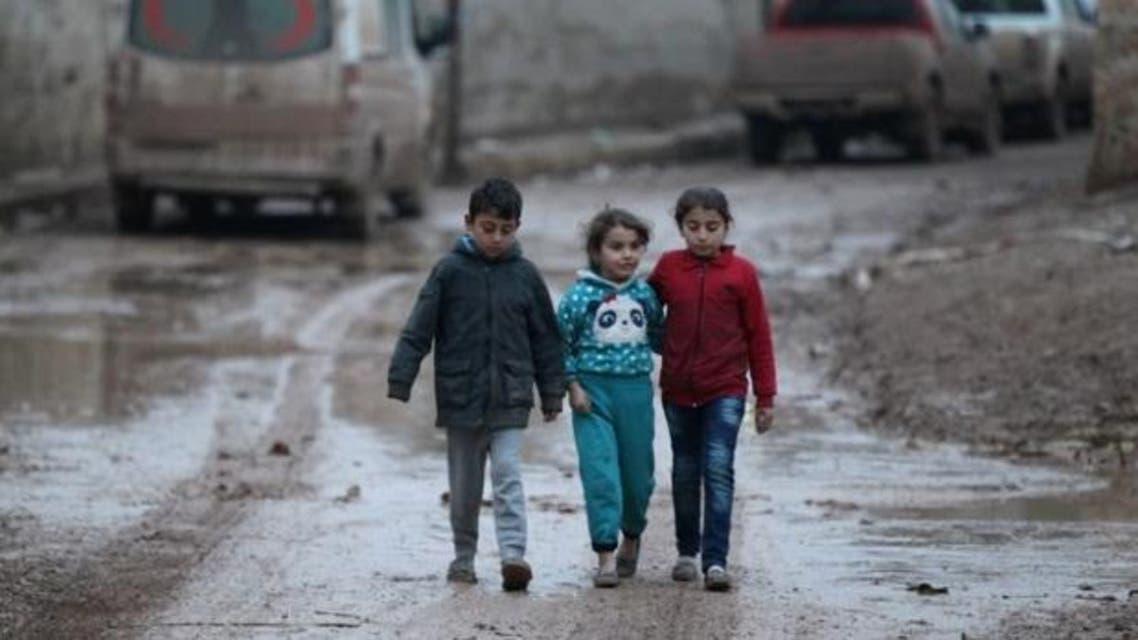من شمال حلب