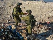 القوات الروسية تقتل متشددين دربهما داعش
