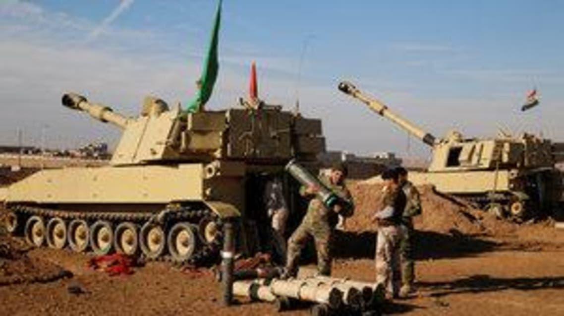 القوات العراقية الموصل