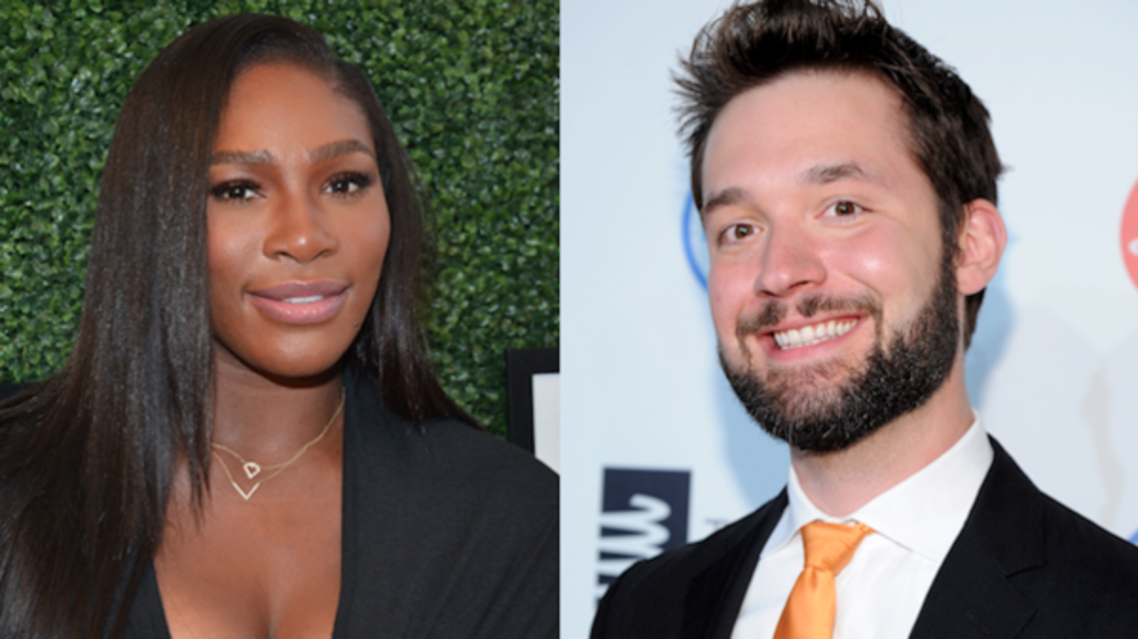 serena williams engaged to reddit co founder