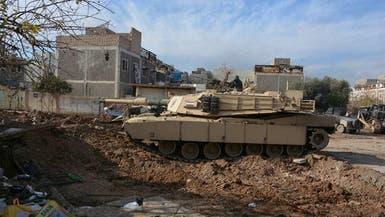 التحالف الدولي يضرب موقعاً لداعش في الموصل