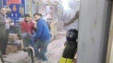 العراق.. تفجيران انتحاريان في سوق شعبي يخلفان 28 قتيلاً