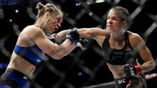 Ronda Rousey's UFC comeback lasted 48 seconds