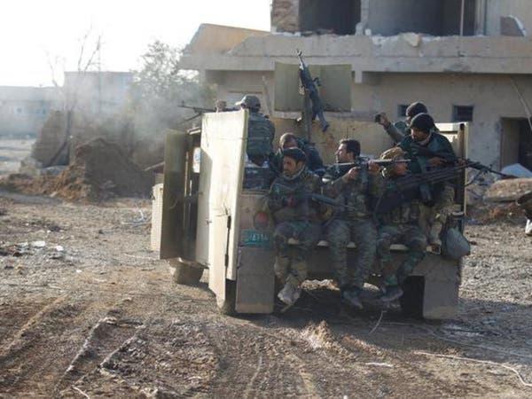 التحالف  يرفع عدد مستشاريه العسكريين بالموصل إلى 450