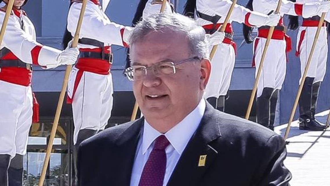 السفير اليوناني المقتول في البرازيل
