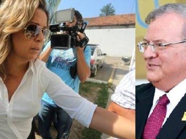 """اعتقال """"فرنسواز"""" قاتلة زوجها سفير اليونان لدى البرازيل"""
