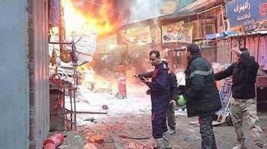 3 تفجيرات تهز بغداد عشية رأس السنة