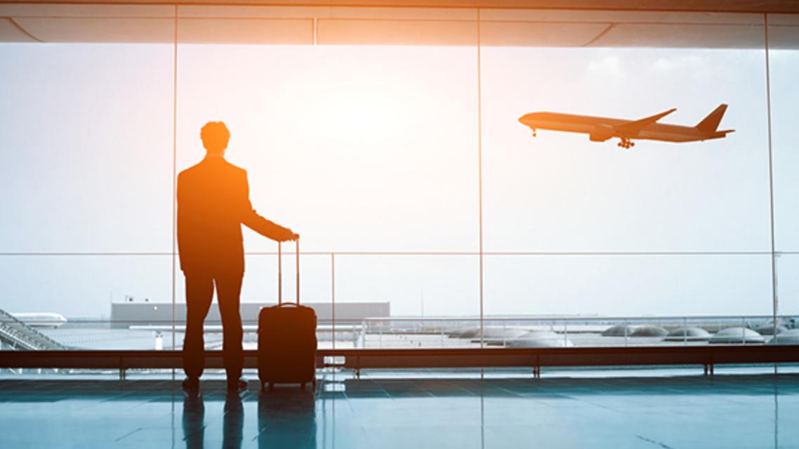مطار  - رحلات