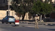 Egypt's security forces deter attack on checkpoint in Rafah