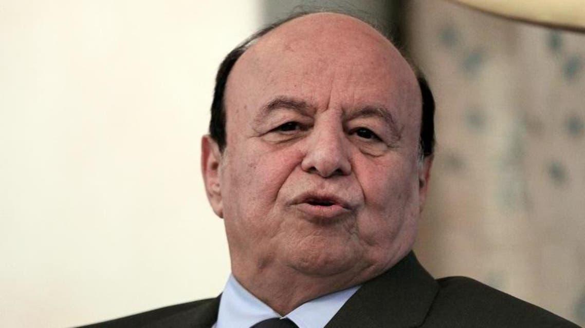 الرئيس اليمني عبد ربه منصور هادي 3