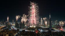 UAE lights up as the Arab world ushers in 2017