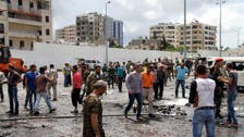 Suicide bombers kill two police officers in Syria's Tartous