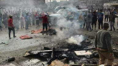 العراق.. 32  قتيلاً بانفجار سيارة في الصدر وداعش يتبنى