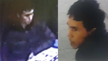 In Pictures: New images of Istanbul nightclub shooter revealed