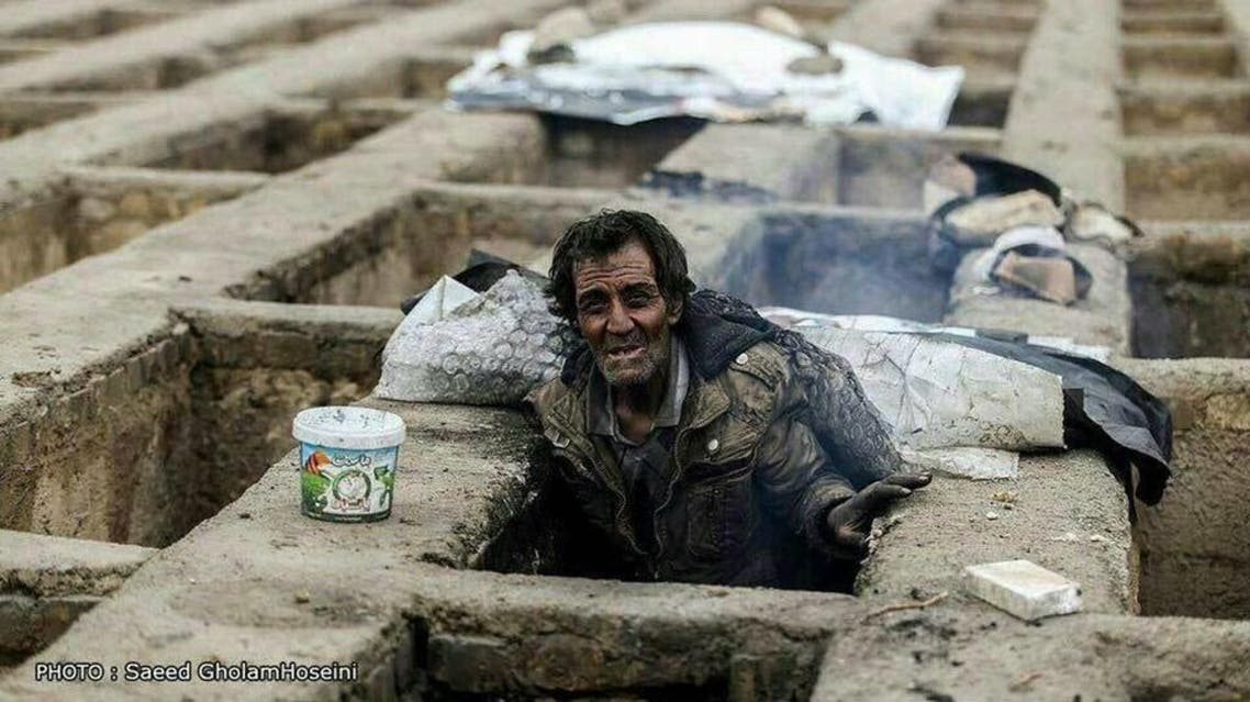 إيران - القبور