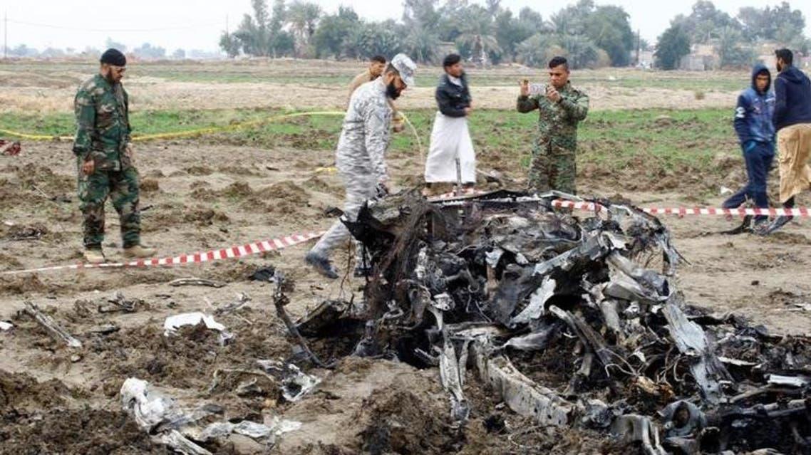 تفجير سابق - العراق 3