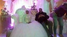 Egyptian spinster arrested for staging own wedding speaks out