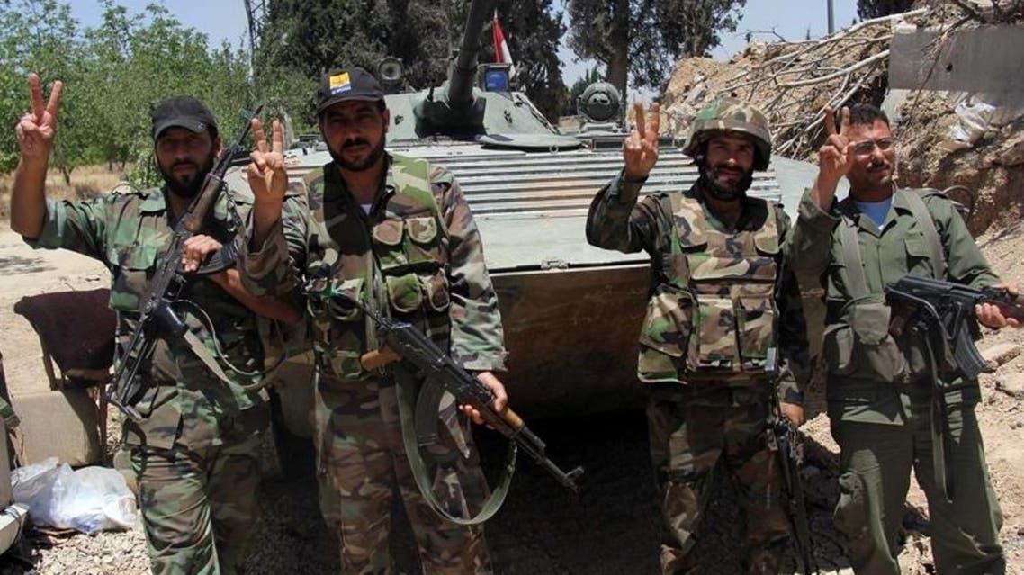 ميليشيات إيران في سوريا 3