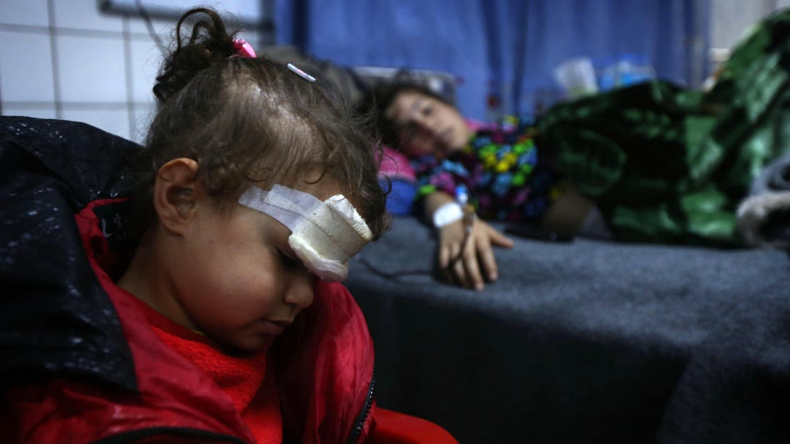 Violence claimed the lives of at least 6,878 civilian Iraqis last year, the United Nations said. (AFP)