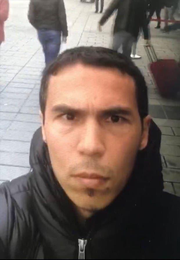 سلفي المشتبه به بهجوم رينا في اسطنبول