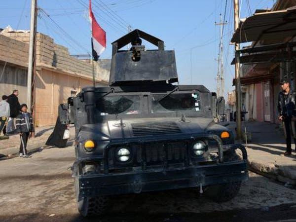 القوات العراقية تقتحم حي الحدباء شمال الموصل