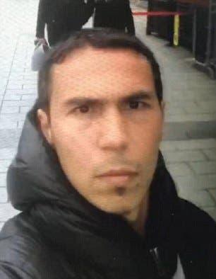 المشتبه به في تنفيذ هجوم رينا في اسطنبول