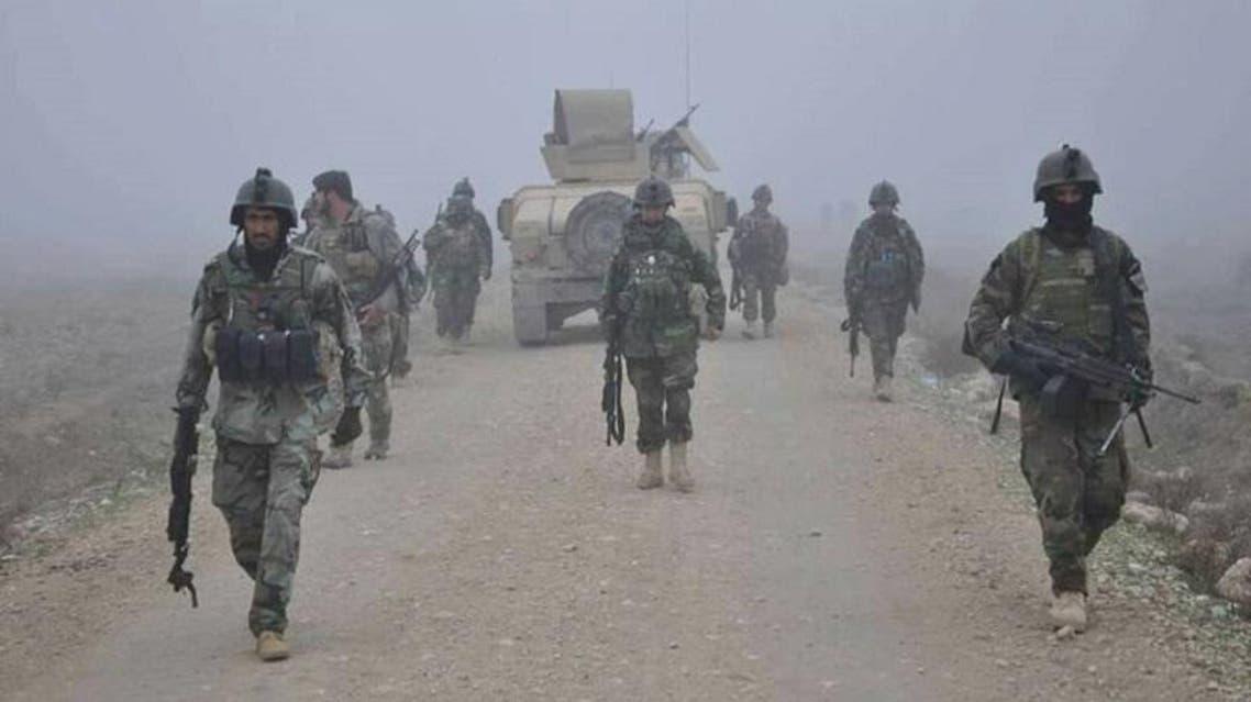 جيش افغانستان