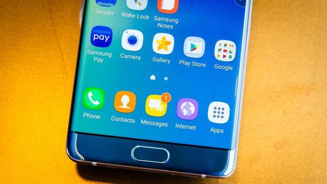 The South Korean firm said in October it was examining all aspects of the phone. (Photo: Samsung)