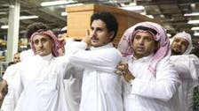 Pictures: Bodies of four Istanbul bombing victims arrive in Saudi
