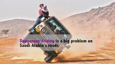 Dangerous stunt driving: The deadly scourge of Saudi roads