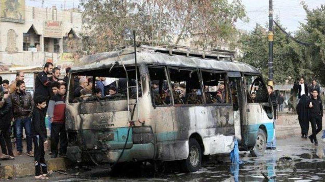 من تفجير مدينة الصدر الاثنين