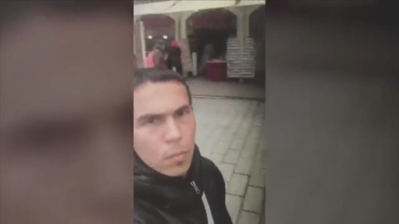THUMBNAIL_ سلفي للمشتبه بتنفيذه هجوم ليلة رأس السنة في #اسطنبول