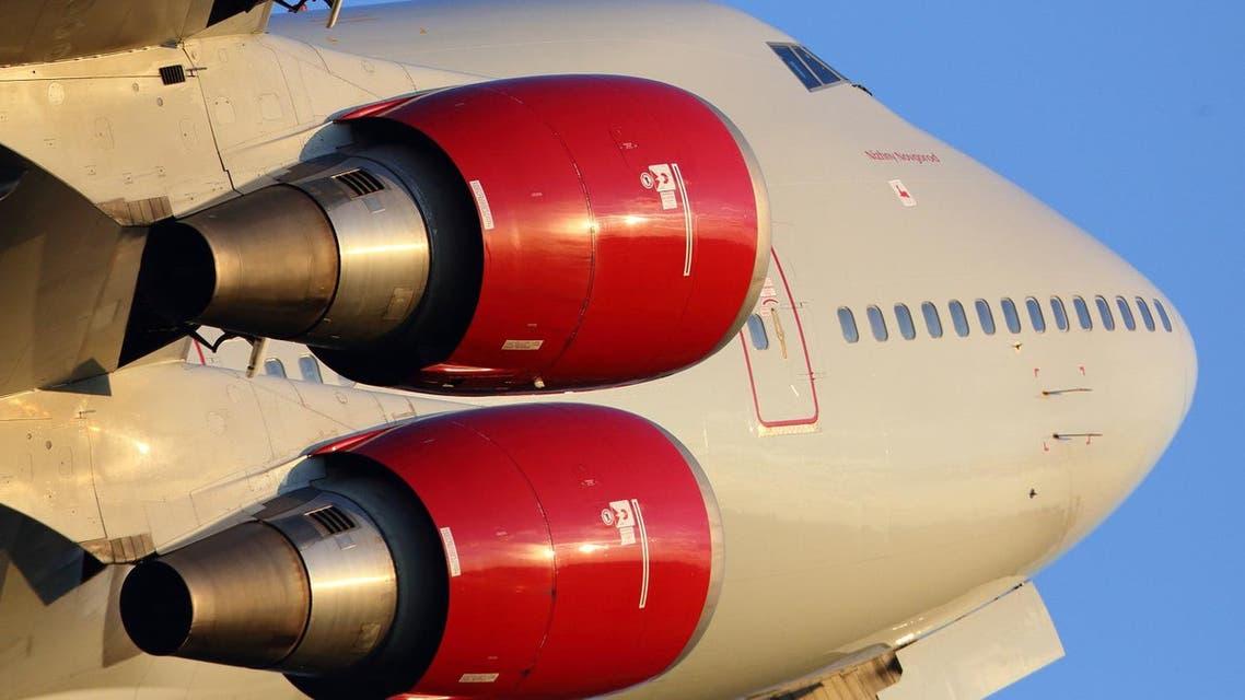 747 airplane shutterstock