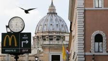A 'disgrace'? McDonald's sparks holy outrage after opening near Vatican