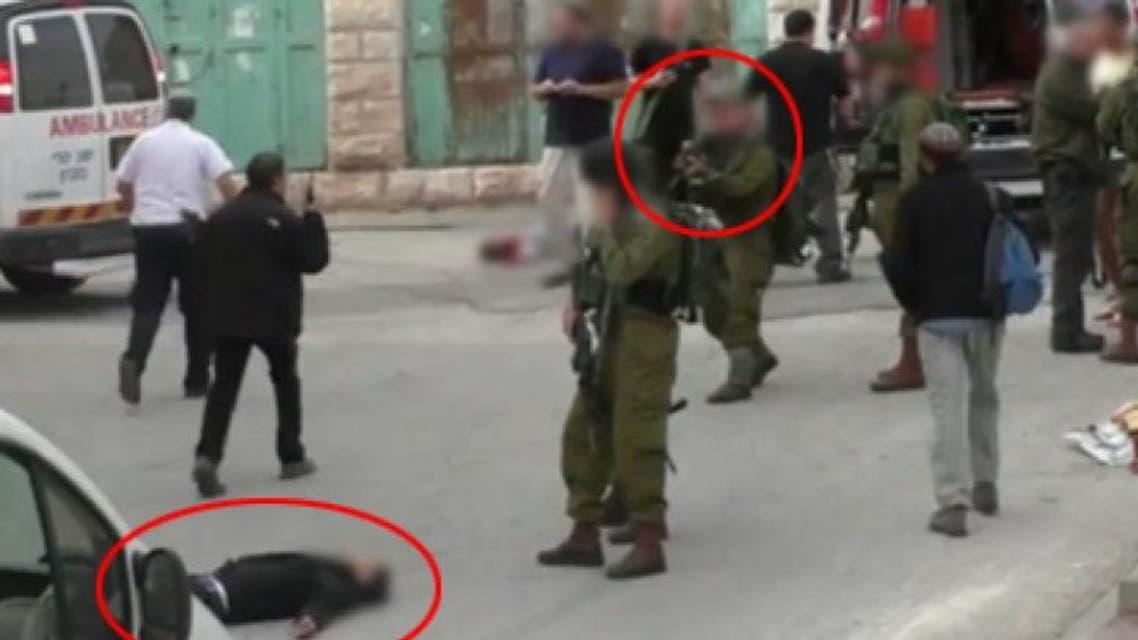 إدانة جندي إسرائيلي بقتل فلسطيني مصاب بالضفة الغربية