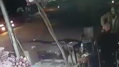 مصر.. شاهد لحظة ذبح المواطن القبطي بالإسكندرية
