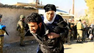 مأساة النزوح مستمرة.. 13 ألفاً تركوا الموصل خلال 5 أيام